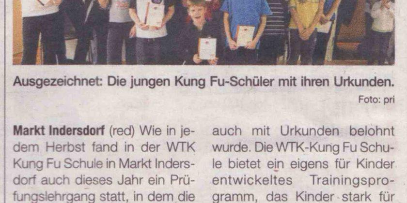 Kung Fu für Kinder