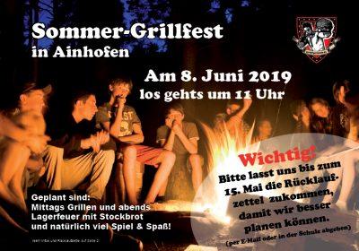 Sommer-Grillfest